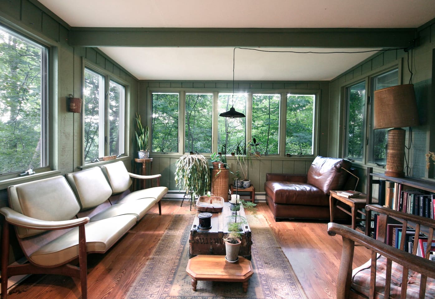 Sunroom / Living Room