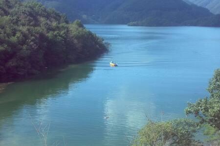 호수가 별장 독채 - 제천시 - Villa