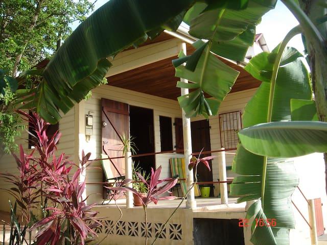 Kaz à Gladys Maison créole