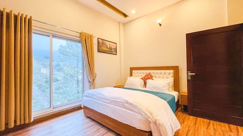 Pine Suite - 2 Bed Service Apartment, Murree