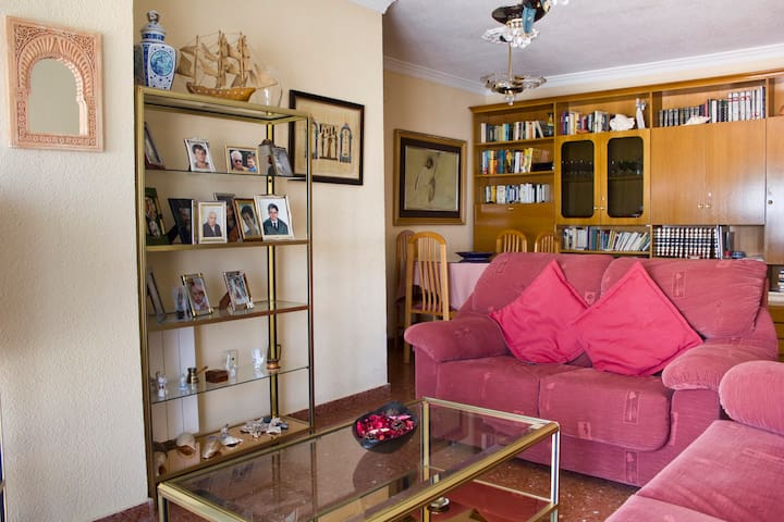 COMFORTABLE APARTAMENT - Granada - Apartment