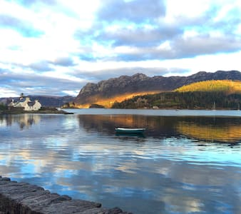 Plockton waterfront, ideal location - Plockton