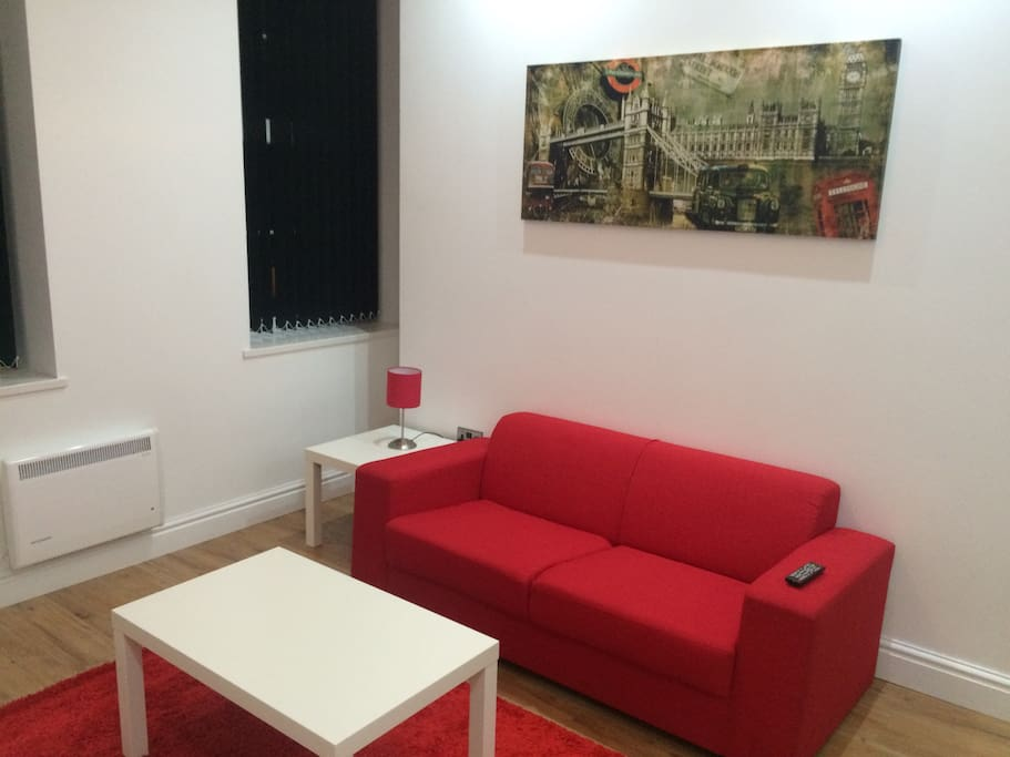 Chic One Bedroom Apartment No 3 Apartments For Rent In Birmingham United Kingdom