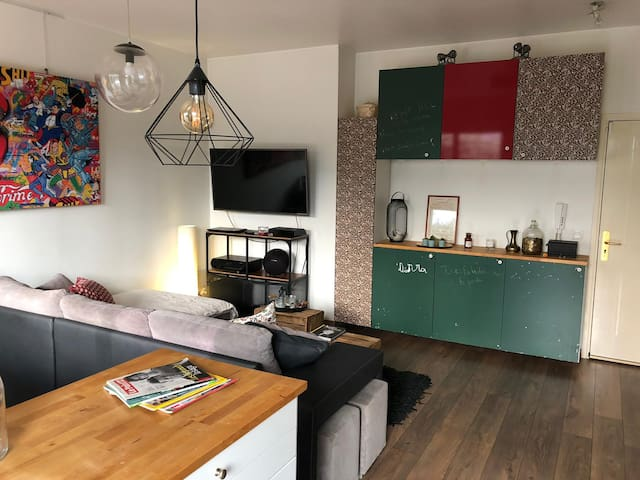 Appartement nouveaux quartiers, Grand Paris