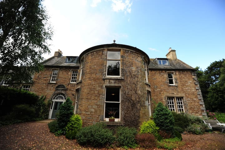 Inveresk House (Oliver Cromwell) - Musselburgh - Bed & Breakfast