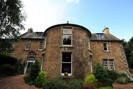 Inveresk House (Oliver Cromwell) - Musselburgh
