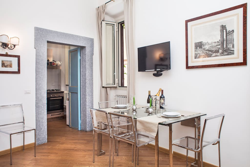 Charming Apartment, heart of Rome!