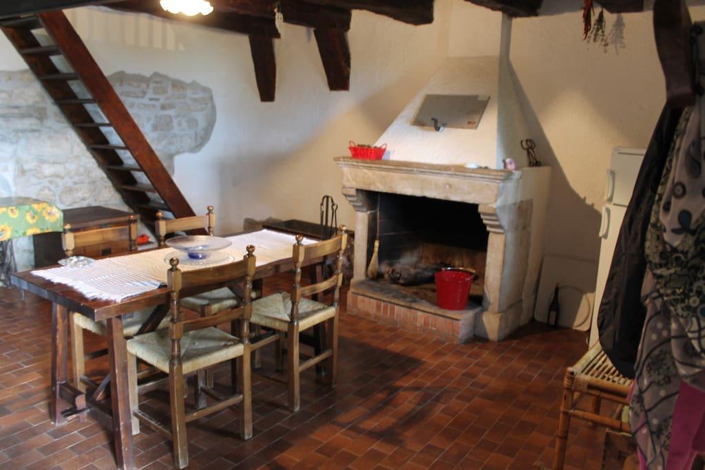 Romantica dimora rurale bed and breakfasts for rent in for Soggiorno dimora del grifo