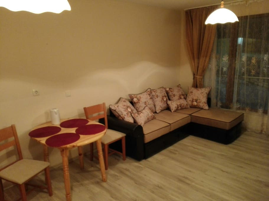 Sitting room Гостиная