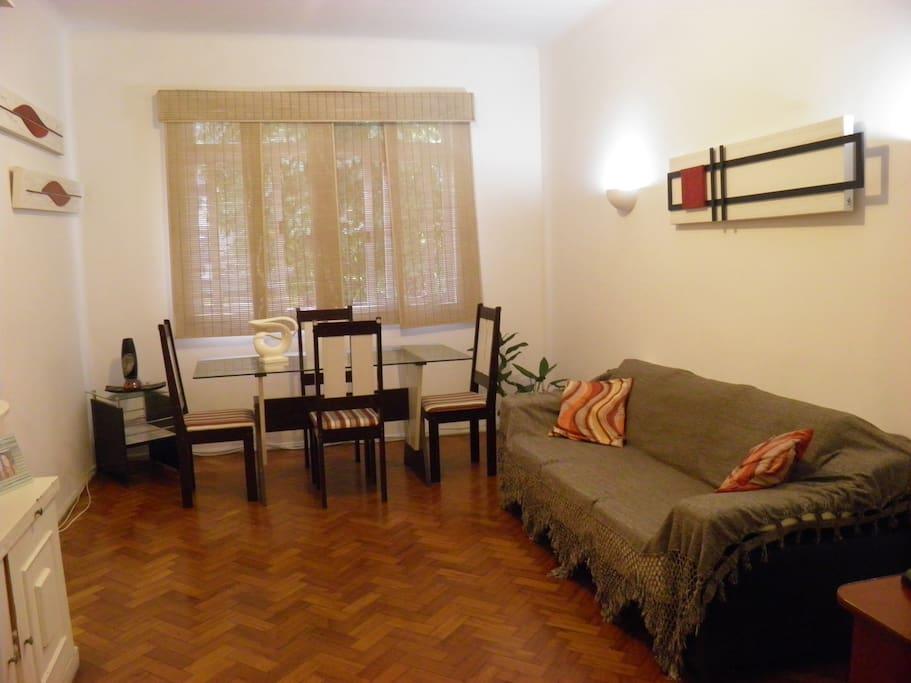 Sala de Jantar (Living room)