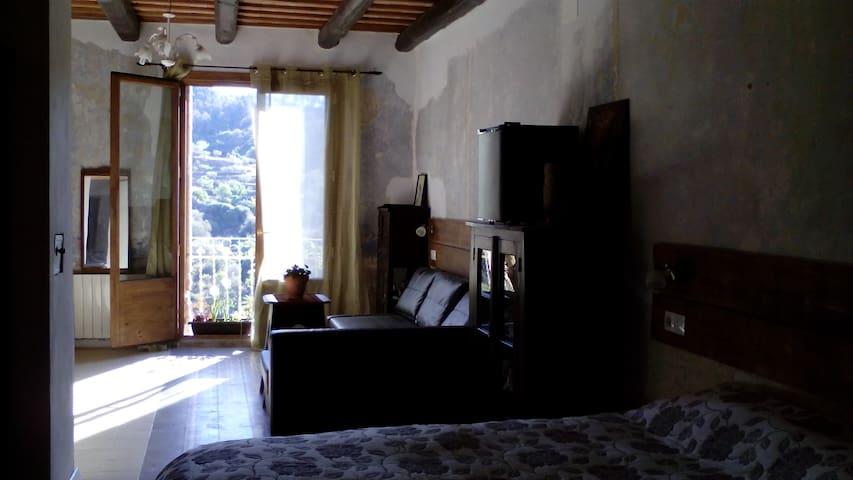 Habitación Santilena, doble con ducha