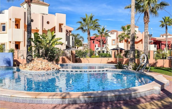 Holiday apartment with 2 bedrooms on 68m² in Torrevieja