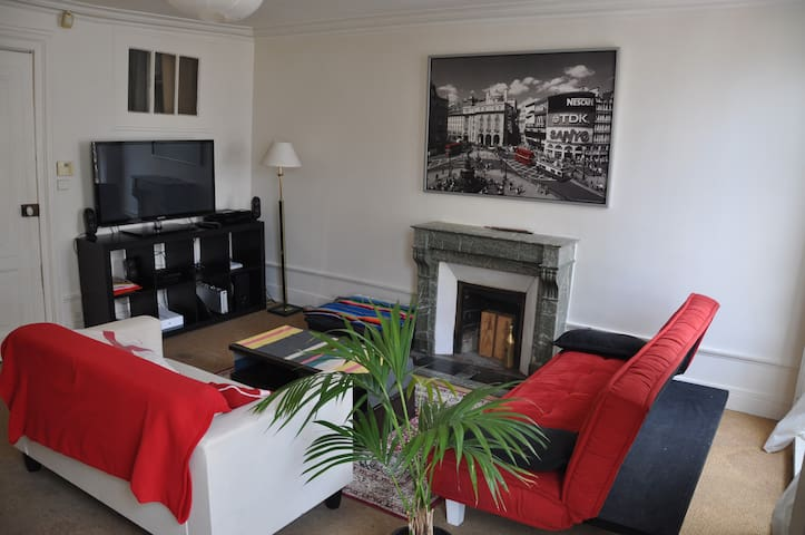 lovely flat in the center of Paris - París - Pis