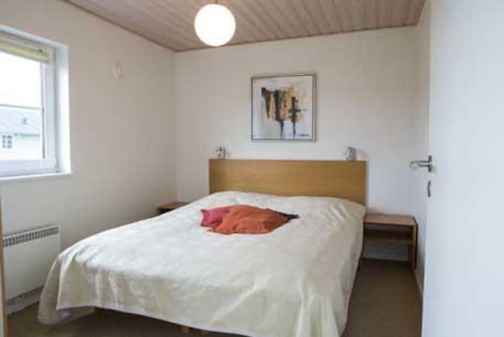 Ét af 3 soveværelser