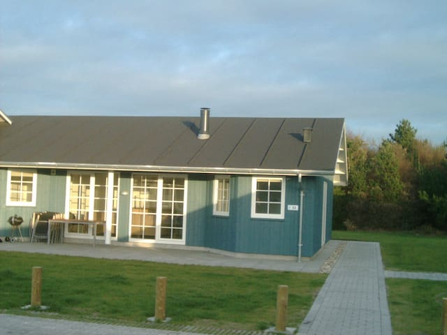 Seawest no 53 spa holiday home - Nymindegab - Cabin