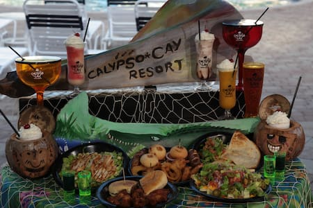 Calypso Cay  Resort 1BR Free Adventure Park