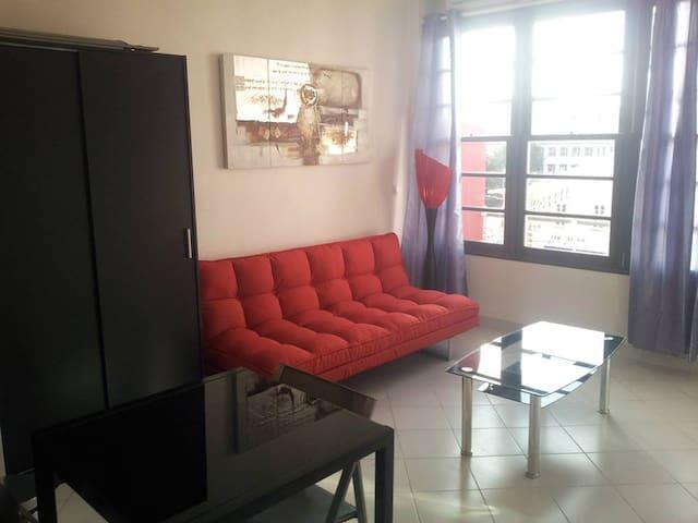 Studio meublé à Nouméa