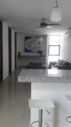 * dep zona norte (col. Montebello) - Mérida - Appartement