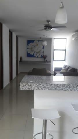 * dep zona norte (col. Montebello) - Mérida - Apartamento
