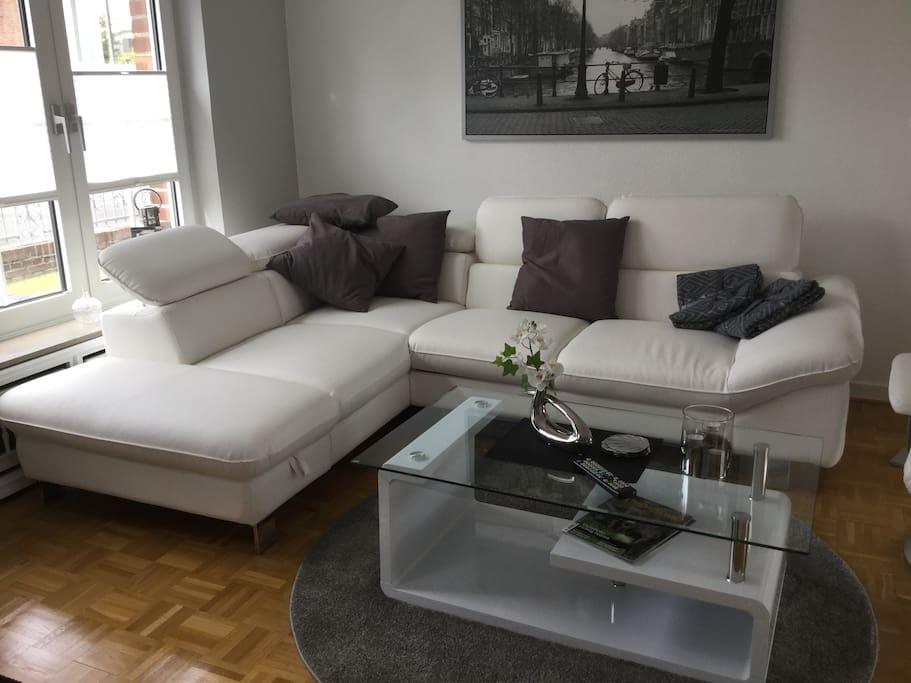 Sitzecke - Wohnzimmer