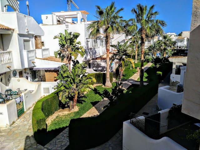 Duplex en Costa Calida (Bolnuevo) playa a 5 min.