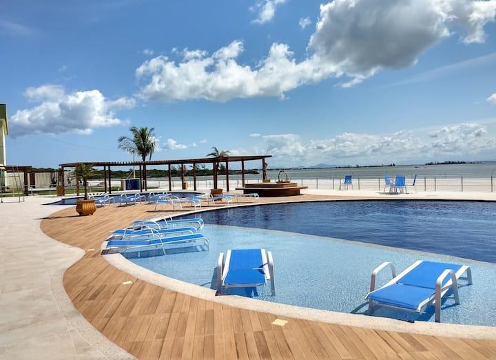 Golden Lake Residence - Arraial do Cabo(2 quartos)