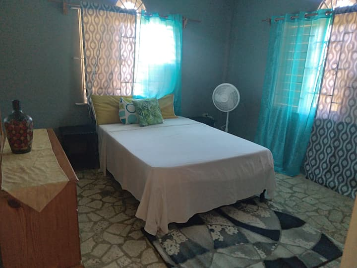 Jamaican Jypsy 1 bedroom apartment.