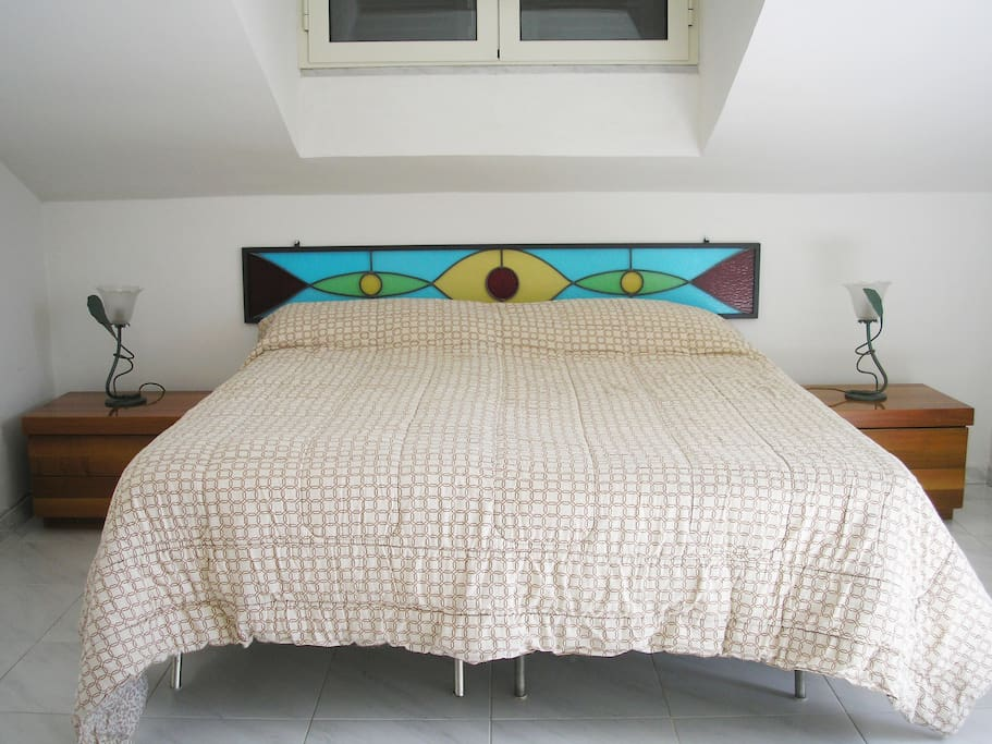 Camera letto 2: anche con letti divisibili