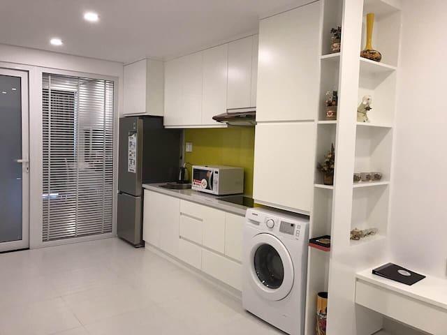 Beautiful, clean and cheap room, Cham Oasis island - tp. Nha Trang - Flat