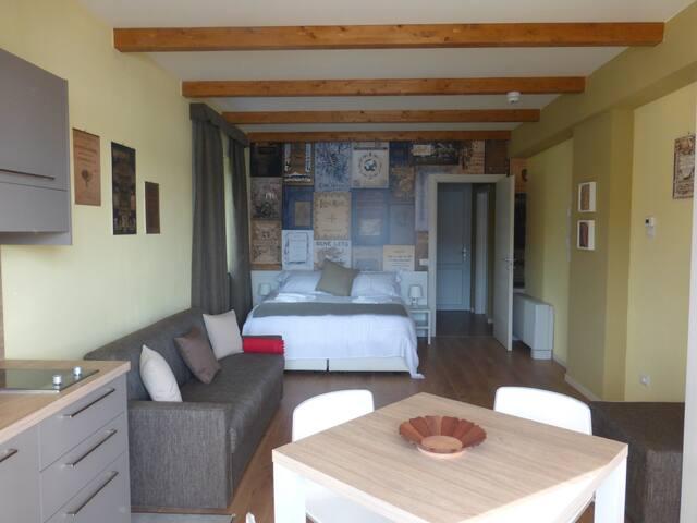 "Cascina Tumas Orta Lake: appartamento ""Omegna"""