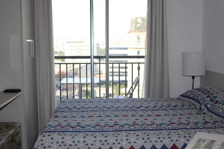 Apartment near to ExpoCenter Norte and Anhembi