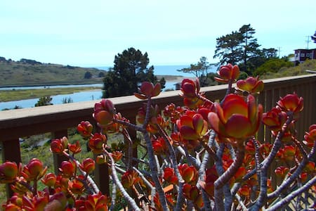 R&R Ranch Big River to Ocean Views - Jenner - Maison