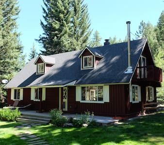 Creekside Chalet in the Crystal River Valley - Redstone - Talo