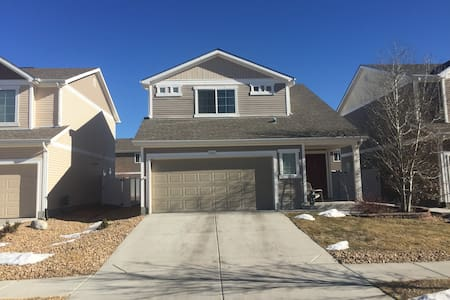 Nice house with great amenities near DIA - Denver