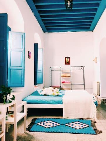 Sunroom dans le centre de Tunis - Tunus - Ev
