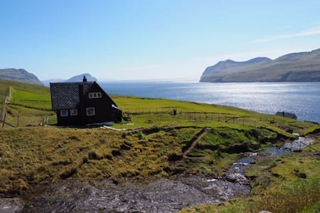 Unikt sommerhus med fantastisk udsigt