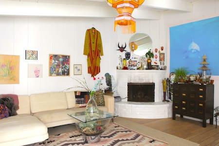 Secret Garden Cottage - El Cerrito - Maison