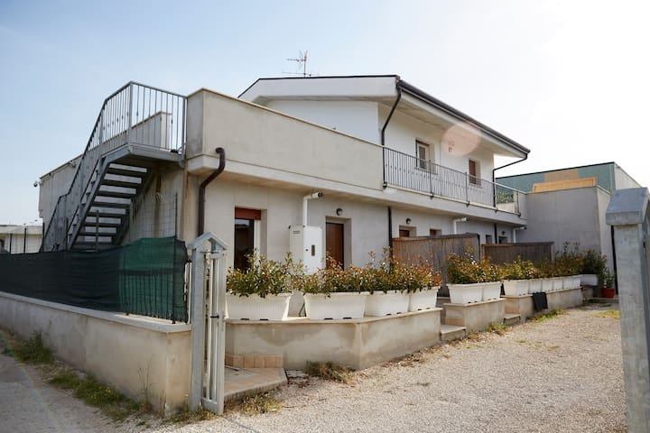 villa vicino al mare e al porto - Terracina - Appartement