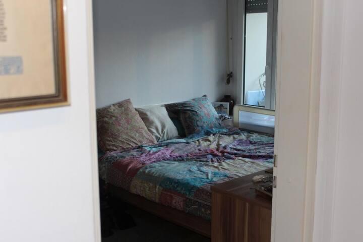 Wohn mit mir am Harras - Munich - Appartement
