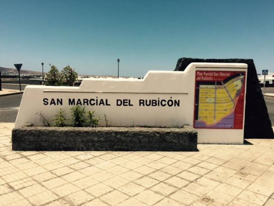San Marcial del Rubicon : Res Rubicon Playa