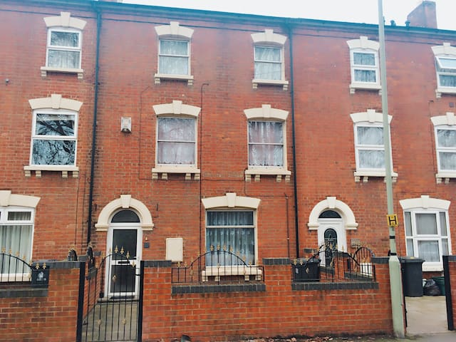 Cosy City Centre Double Rooms - Gloucester - Dom