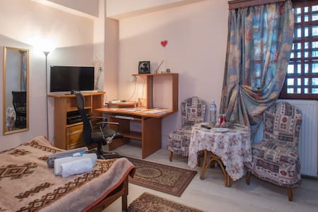 Cosy room in the heart of old town - Kalamata - Lejlighed