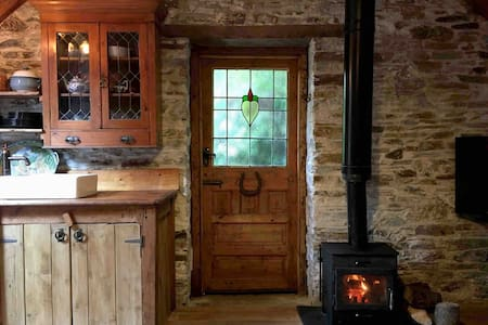 Romantic escape. The Stable Cottage, Horrabridge