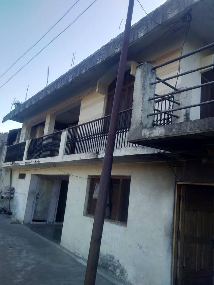 Atar Singh Joshi's house