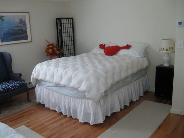 Private room/bath bed & breakfast - Northport