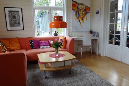 Spacious house close to city centre - Tromsø