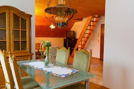 Ferienwohnung und Monteurwohnung - Wiehl