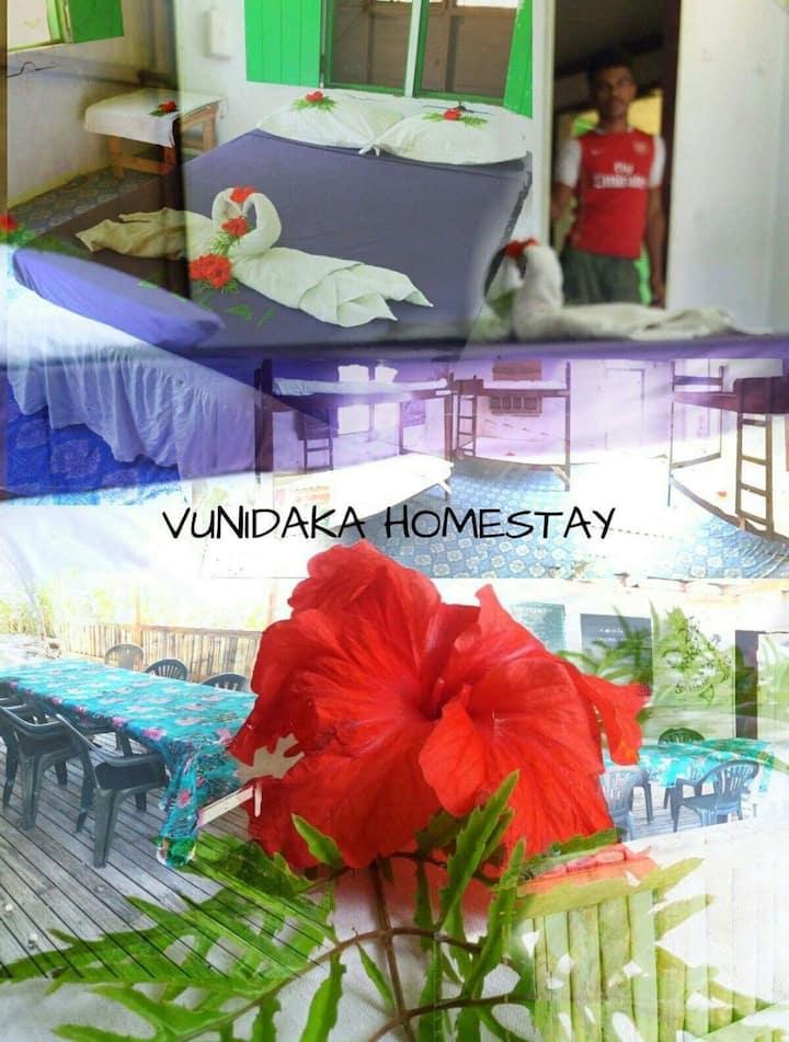 Vunidaka Homestay Dorm 1