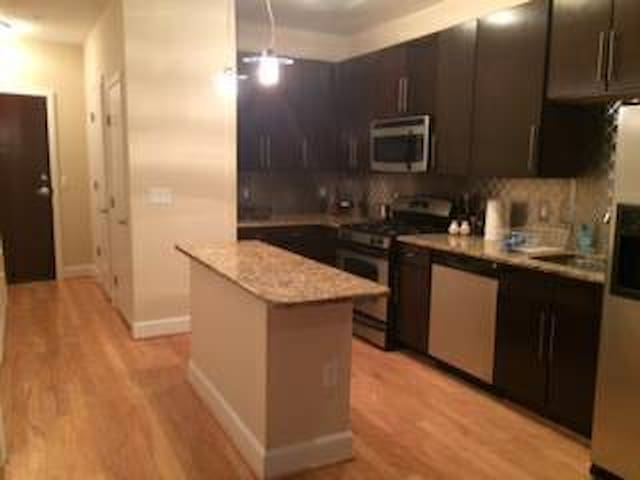 1 bedroom 1 bath available in downtown Bethesda - Bethesda - Flat