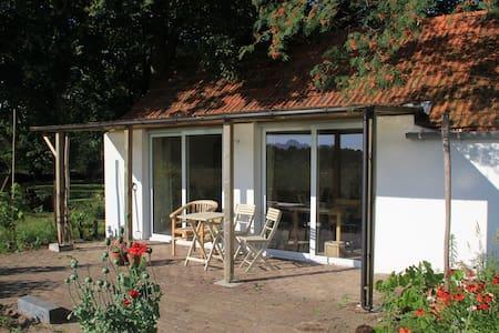 Landelijk gelegen tuinhuisje, 2 p. - Heumen - Diğer